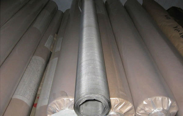 Packed 316 SS Mesh Screen for Export