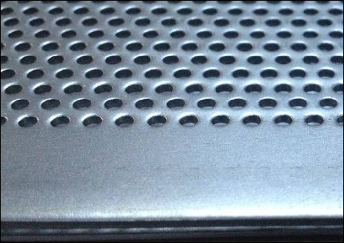 SS304 Perforated Mesh